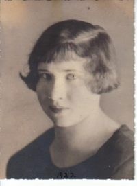 Alice Louise at 15 (1924)