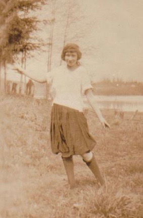 Alice Louisa at 14