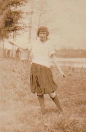Alice Louisa at 14